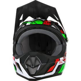 ONeal Sonus Strike Helmet red/green